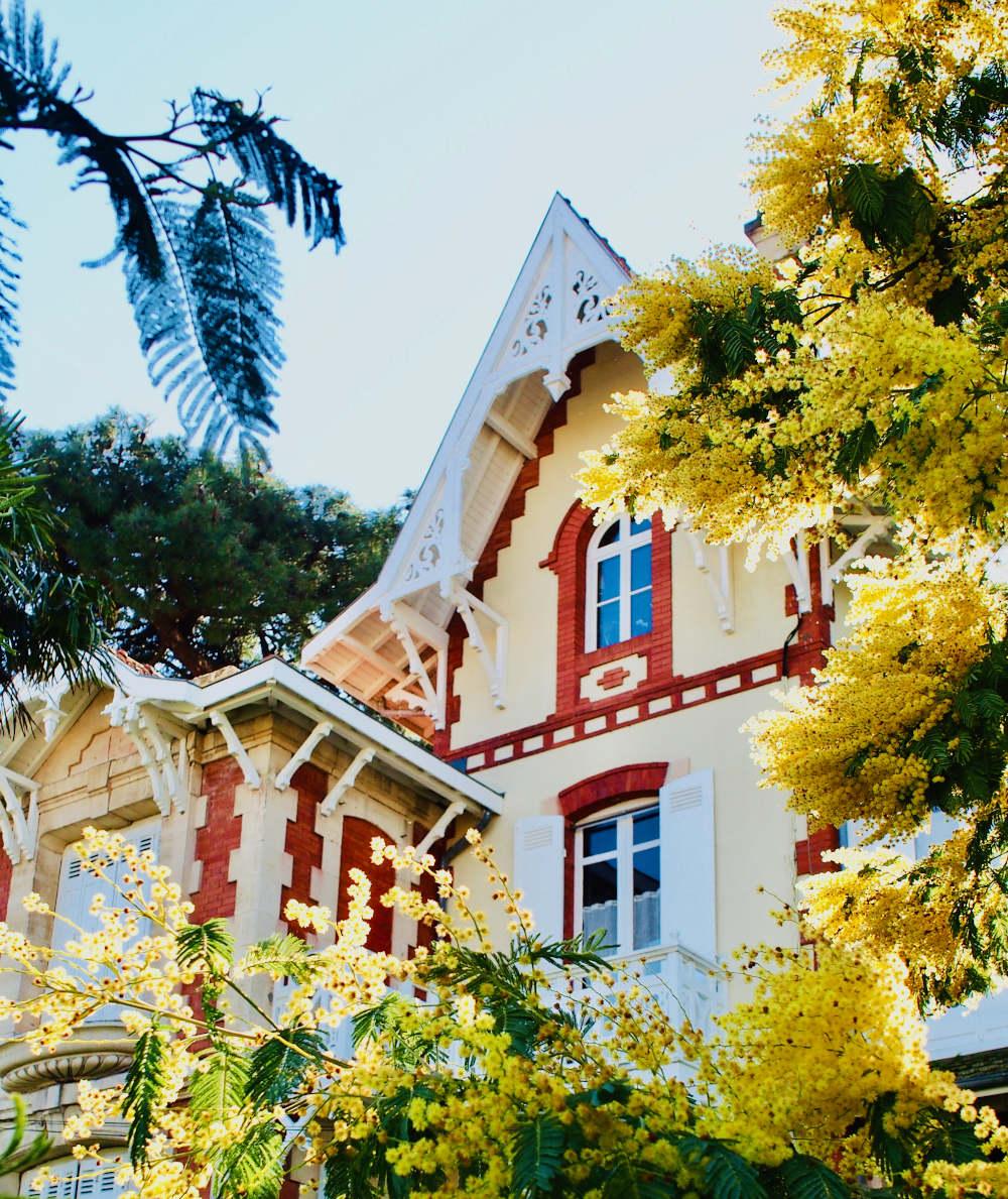 Maison de charme à Bordeaux